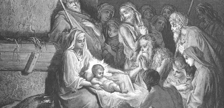 The First Christmas.Encore The First Christmas Dr Norman Nagel 10 8 19
