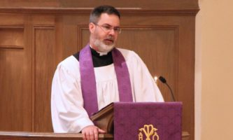 Encore: Looking Forward to Sunday Morning: Quinquagesima (1-Year Lectionary) – Pr. David Petersen, 2/18/20