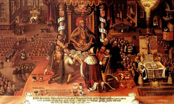 3393. The Lutheran Confessions: Invocation of Saints, Communion in Both Kinds, and Marriage of Priests in the Augsburg Confession – Pr. Paul McCain, 12/5/19