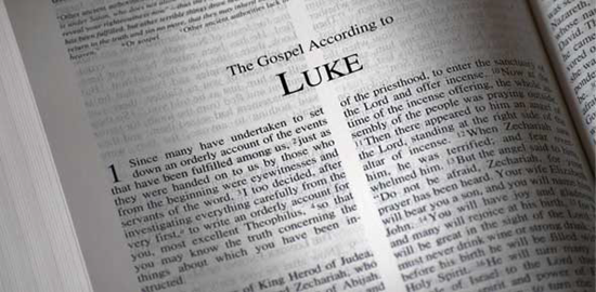 2313. Introducing the Books of the Bible: Luke – Pr. Bryan Wolfmueller, 8/19/19
