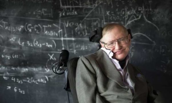 """2613. Stephen Hawking's Last Book, """"Brief Answers to the Big Questions"""" – Dr. Angus Menuge, 9/18/19"""