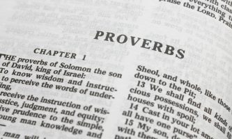 2032. The Book of Proverbs: Proverbs 28, Part 2 – Pr. Jonathan Fisk, 7/22/21